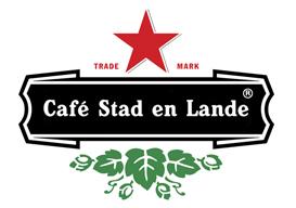 Café Stad en Lande Logo